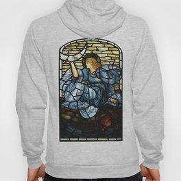 "Edward Burne-Jones ""The morning star"" Hoody"