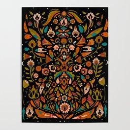 Botanical Print Poster