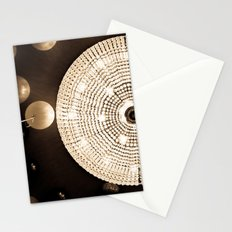 Party Lights Stationery Cards