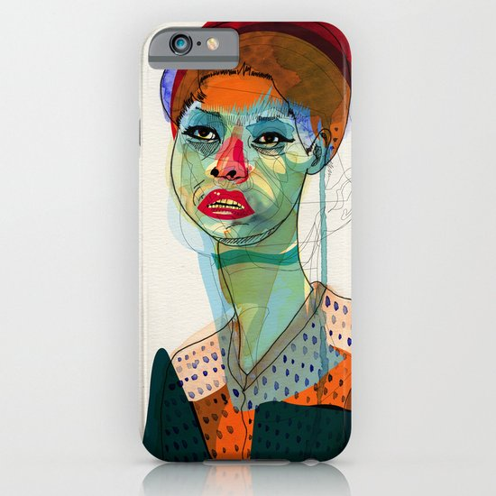Girl_100412 iPhone & iPod Case
