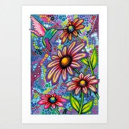 """""""Summertime"""" Art Print"""