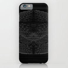 Cheeseburger Optical Illusion iPhone 6s Slim Case