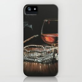 After Hours IV iPhone Case