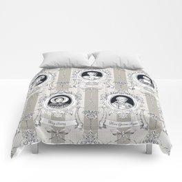 Science Women Toile de Jouy Comforters