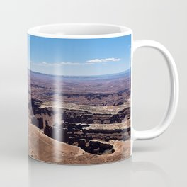 Tree Overlooking the Canyonlands Coffee Mug