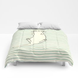 Kitty Soft Comforters