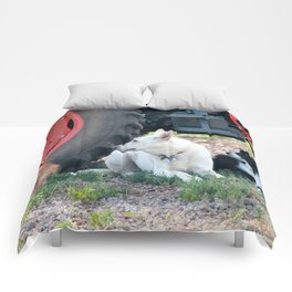 Farm Dogs Comforters