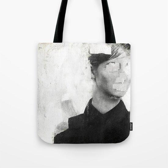 Faceless   number 01 Tote Bag