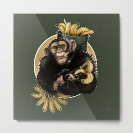 Banana wars Metal Print