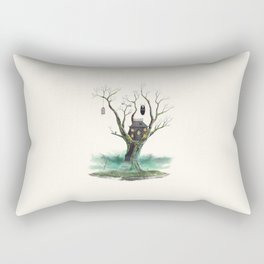 Treehouse of Horror Rectangular Pillow
