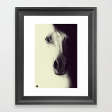 Come to me, my dream.. Framed Art Print