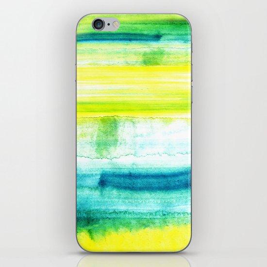 Swimming Upstream iPhone & iPod Skin