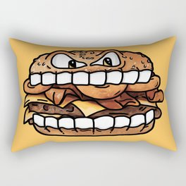 BK Rodeo King Rectangular Pillow