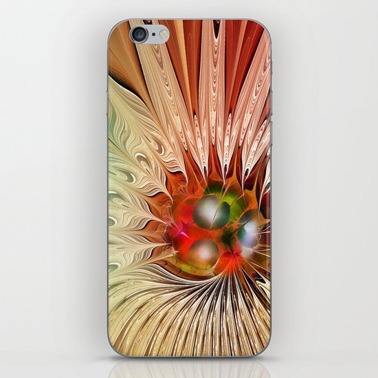 Blooming Beauty iPhone & iPod Skin