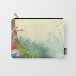 The Sleeping Gnome Carry-All Pouch