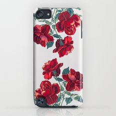 Red Roses Slim Case iPod touch