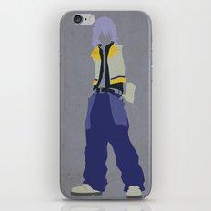 Riku iPhone & iPod Skin