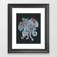 Tangled No. 1 Framed Art Print