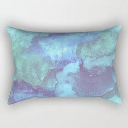 Dreaming in Blue 4 Rectangular Pillow