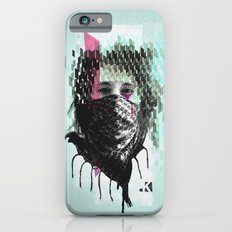 RIOT girl iPhone 6s Slim Case