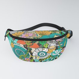 Imaginary Land Fanny Pack
