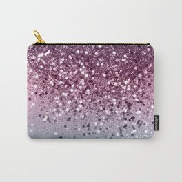 Unicorn Girls Glitter #6 #shiny #pastel #decor #art #society6 Carry-All Pouch
