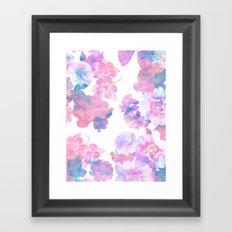 Le Fluer Pastel Framed Art Print