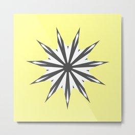 Lemon Tart Metal Print