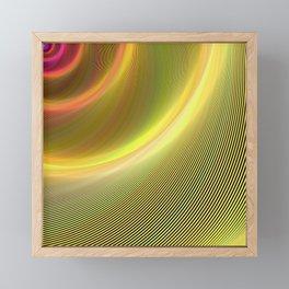 Summer heat Framed Mini Art Print