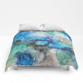 Gold Stream Comforters