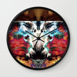 Delilah Wall Clock