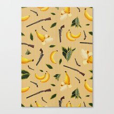 Wild West Gone Bananas! Canvas Print