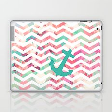 Sailing on Flowers Laptop & iPad Skin