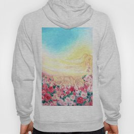 Angels and roses Hoody