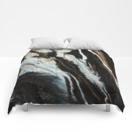 Fine Art Agate Comforters