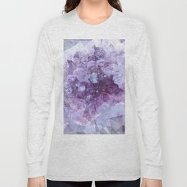 Crystal Gemstone Long Sleeve T-shirt
