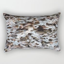 Tomb Raider Texture Rectangular Pillow