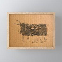 Miura Framed Mini Art Print