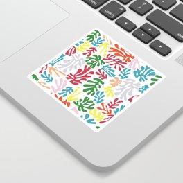 Matisse Pattern 004 Sticker