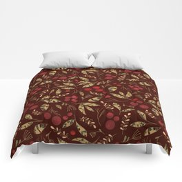 Red Currants Comforters