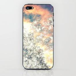Snow, Sunshine and Sky iPhone Skin