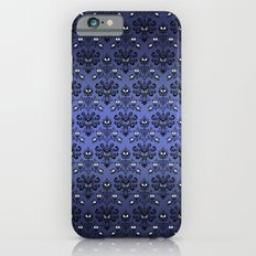 Haunted Mansion Ghost Pattern iPhone 4 4s 5 5s 5c, ipod, ipad, pillow case and tshirt iPhone 6 Slim Case