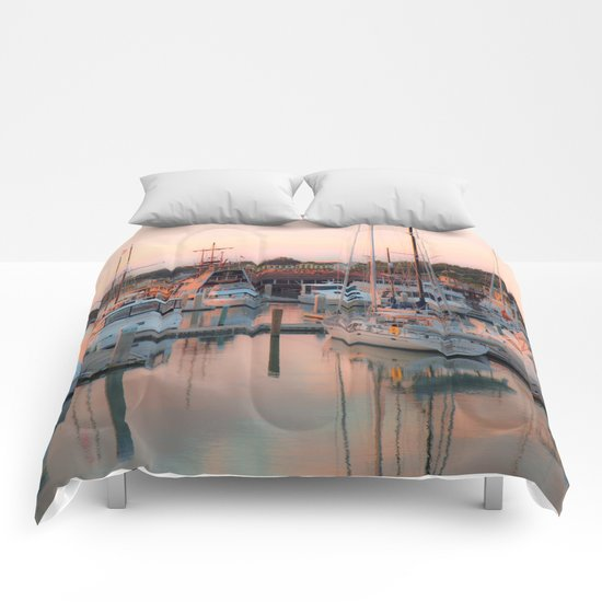 Santa Maria Comforters