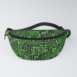 Short Circuits Fanny Pack