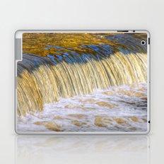 Flow Of Gold  Laptop & iPad Skin