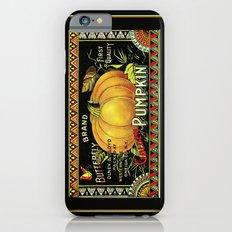 golden Pumpkin iPhone 6s Slim Case