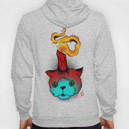 kitty burner Hoody