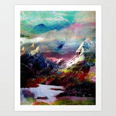 Untitled 20100816g (Landscape) Art Print