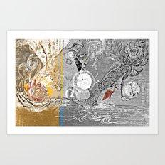 Island Massala Art Print