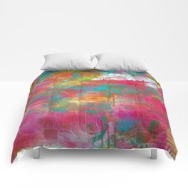 Color Explosion Comforters